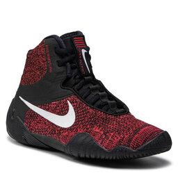Nike Batai Nike Tawa CI2952 016 Black/White/Red Orbit