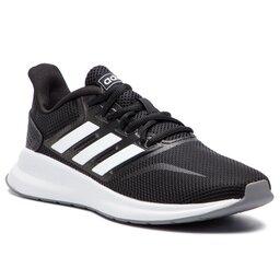 adidas Batai adidas Runfalcon F36218 Cblack/Ftwwht/Grethr
