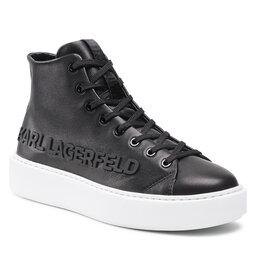 KARL LAGERFELD Снікерcи KARL LAGERFELD KL52255 Black