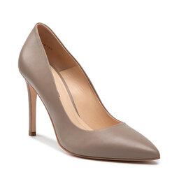 Solo Femme Туфлі на шпильці Solo Femme 34201-A8-K16/001-04-00 Taupe