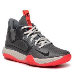 Nike Взуття Nike Kd Trey 5 VII AT1200 004 Smoke Grey/Black/Light Bone