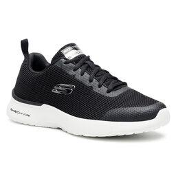Skechers Batai Skechers Winly 232007/BKW Black/White