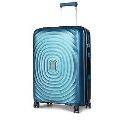Puccini Середня тверда валіза Puccini Buemps Aires PP017B 7 Blue