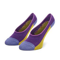 Dots Socks Короткі шкарпетки unisex Dots Socks DTA-SX-7-F Фіолетовий