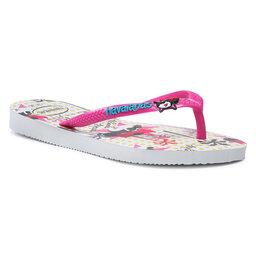 Havaianas В'єтнамки Havaianas Kids Disney Cool Fc 41302877026 White/Pink Flux