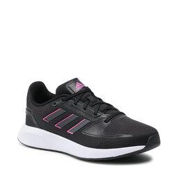 adidas Взуття adidas Runfalcon 2.0 FY9624 Core Black/Grey Six/Screaming Pink
