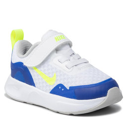 Nike Batai Nike Wearallday (TD) CJ3818 104 White/Volt/Game Royal/Grey Gog