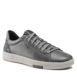Geox Laisvalaikio batai Geox U Segnalne E U16AGE 0FF22 C9004 Anthracite