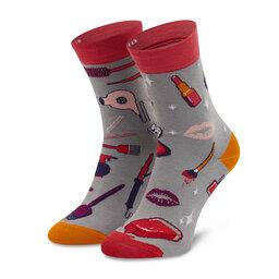 Cup of Sox Високі шкарпетки unisex Cup of Sox Beauty Sox Сірий