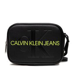 Calvin Klein Jeans Rankinė Calvin Klein Jeans Sculpted Camera Bag Mono K60K608373 BDS