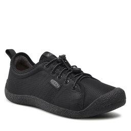 Keen Туфлі Keen Howser Lace 1025547 Black/Black