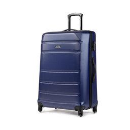 Wittchen Велика тверда валіза Wittchen 56-3A-653-90 Cиній