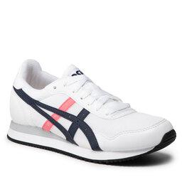 Asics Laisvalaikio batai Asics Tiger Runner 1202A070 White/Midnight 101