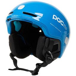 POC Slidinėjimo šalmas POC Pocito Obex Spin 10468 8233 Fluorescent Blue