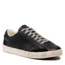 Guess Laisvalaikio batai Guess FMLOD8 LEA12 BLACK