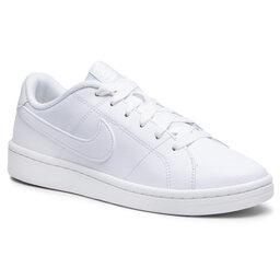 Nike Взуття Nike Court Royale 2 CU9038 100 White/White