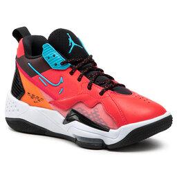 Nike Взуття Nike Jordan Zoom '92 CK9184 600 Siren Red/Blue Fury/Black