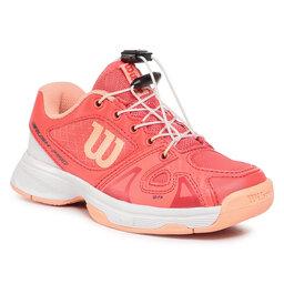 Wilson Взуття Wilson Rush Pro Jr Ql WRS326250 Cayenne/Wht/Papaya