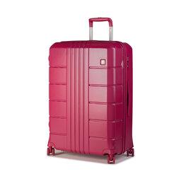 Wittchen Велика тверда валіза Wittchen 56-3P-823-60 Рожевий
