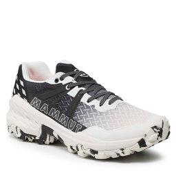 Mammut Трекінгові черевики Mammut Sertig II Low 3030-04310-00231 Bright White/Black