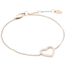 Fossil Браслет Fossil Open Hearted JF03085791 Gold