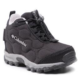 Columbia Turistiniai batai Columbia Childrens Firecamp Mid 2 Wp BC1201 Black 010