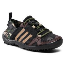 adidas Batai adidas Terrex Daroga Two 13 H.Rdy FZ0040 Cblack/Dbrown/Cardbo