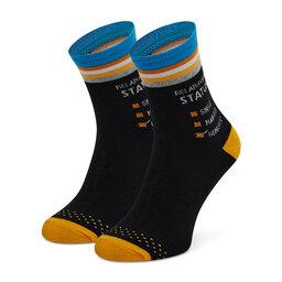 Dots Socks Високі шкарпетки unisex Dots Socks DTS-SX-401-A Чорний