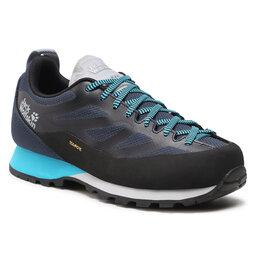 Jack Wolfskin Трекінгові черевики Jack Wolfskin Scrambler 2 Texapore Low W 4045891 Dark Aqua