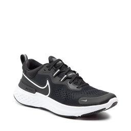 Nike Взуття Nike React Miler 2 CW7121 001 Black/White/Smoke Grey
