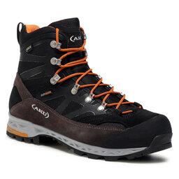 Aku Turistiniai batai Aku Trekker Pro Gtx GORE-TEX 844 Black/Orange 108