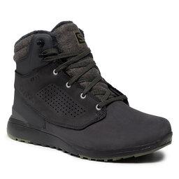 Salomon Turistiniai batai Salomon Utility Winter Cs Wp 414455 27 V0 Black/Peat/Deep Lichen Green