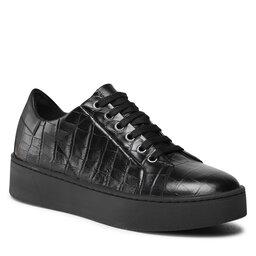 Geox Laisvalaikio batai Geox D Skyely C D16QXC 040TU C9999 Black