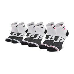 Fila Набір з 3 пар низьких жіночих шкарпеток Fila Calza F6104 Black 200