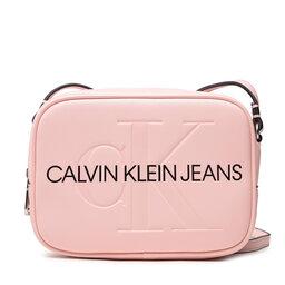Calvin Klein Jeans Rankinė Calvin Klein Jeans Sculpted Camera Bag Mono K60K608373 TA9