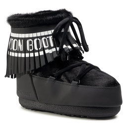 Moon Boot Снігоходи Moon Boot Mars Night 14401600001 Black