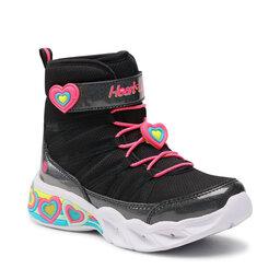Skechers Снікерcи Skechers Love to Shine 302661L/BKHP Black/Hot Pink
