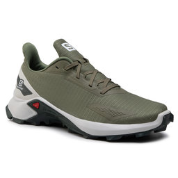 Salomon Взуття Salomon Alphacross Blast 412850 27 V0 Deep Lichen Green/Lunar Rock/Urban Chic