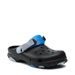 Crocs Шльопанці Crocs Classic All Terrain Clog 206340 Black/Blue Grey