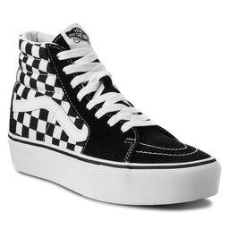 Vans Laisvalaikio batai Vans Sk8-Hi Platform 2 VN0A3TKNQXH Checkboard/True White