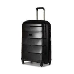 Puccini Середня тверда валіза Puccini Bahamas PP016B 1 Black