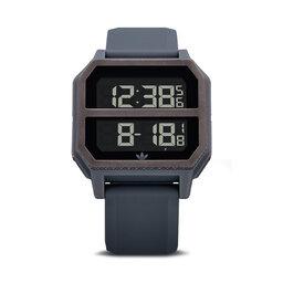 adidas Годинник adidas Archive R2 Z16632-00 All Gunmetal