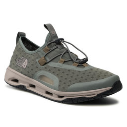 The North Face Batai The North Face Skagit Water Shoe NF0A48MAZH21 Agave Green/Military Olive