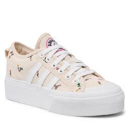adidas Взуття adidas Nizza Platform W H02682 Supcol/Ftwwht/Roston