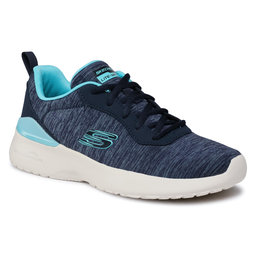 Skechers Взуття Skechers Paradise Waves 149344/NVAQ Navy/Aqua
