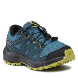 Salomon Взуття Salomon Ili Pika J 408151 08 W0 Mallard Blue/Reflecting Pond/Citronelle