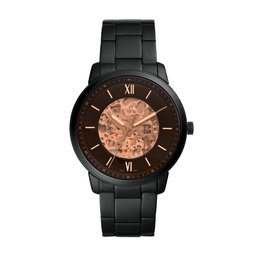 Fossil Годинник Fossil Neutra ME3183 Black