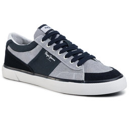 Pepe Jeans Кросівки Pepe Jeans Kenton Sport PMS30600 Chambray 564