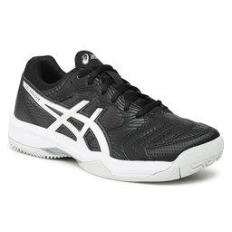 Asics Взуття Asics Gel-Dedicate 6 Clay 1041A080 Black/White 002
