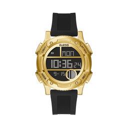 Guess Годинник Guess Multifunction GW0272G2 BLACK/GOLD